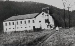 Angrův mlýn - rok 1972