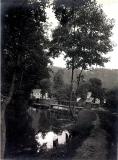 Angrův mlýn - foto z roku 1902
