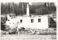 Bourání domu pana Prudila