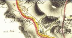 1769 -  mapování z období Josefa I.