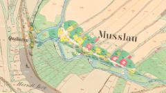 1817 - druhé povinné mapování
