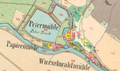 1817- druhé povinné mapování