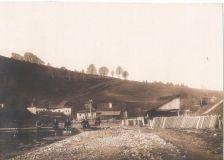 Pohled na osadu Quelle - rok1904-1905