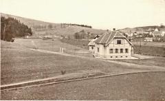 Celkový pohled na prameništní oblast 1908