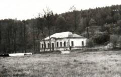 Německá škola - rok 1975.
