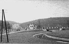 Regulace řeky Svitavy 1975
