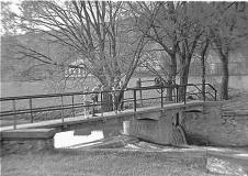 Stavidla na řece Svitavě 1960