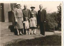 Karel Filouš v emigraci 1960