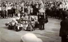 Vystoupeni dětí mateřské školy v Muzlově