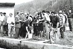 Stavba II. brněnského vodovodu - zahájení.
