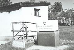 Stavba II. brněnského vodovodu - před zahájením.