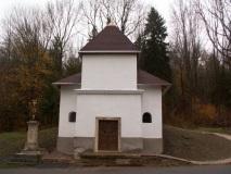 Obnovení kaple v Muzlově 2018