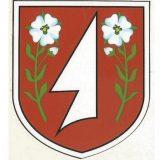 Znak obce Muzlova