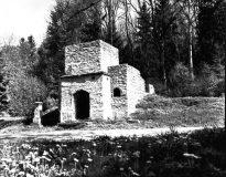 Kaple sv. Františka Xaverského - jaro 2018