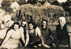 Babička  Anna Weissová za sv. Slechanová