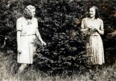 Gertruda Weiglová a Marta Weissová-Pešková