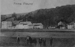 Textilní továrna Adolf Freund