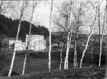 Textilní továrna fy. Adolf Freund Muzlov- rok 1938