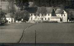Weiglův mlýn kol. r . 1940